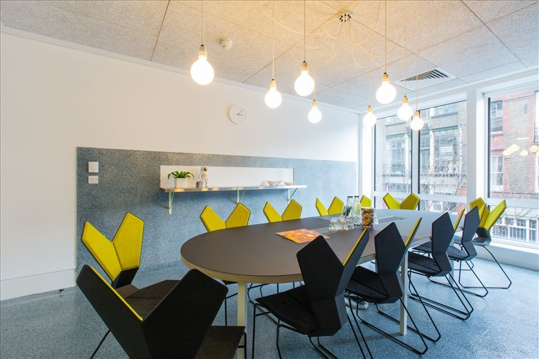 Photo of Office Space on 1 Torrens St, The Angel - EC1V