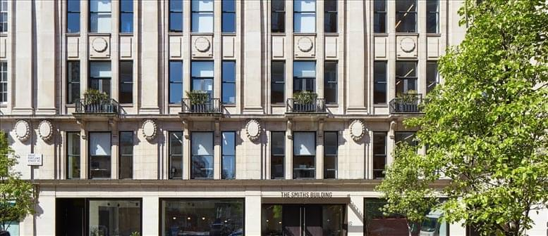 179 Great Portland Street, Central London Office Space Great Portland Street