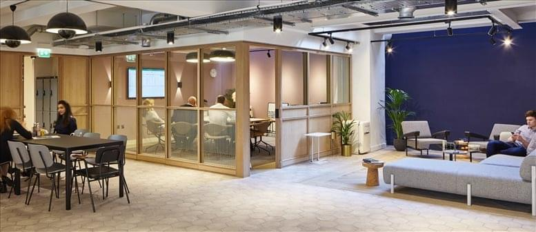 Picture of 179 Great Portland Street, Central London Office Space for available in Great Portland Street