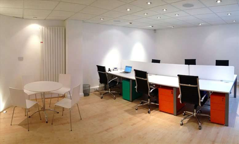 Photo of Office Space on 102 Crawford Street - W1H