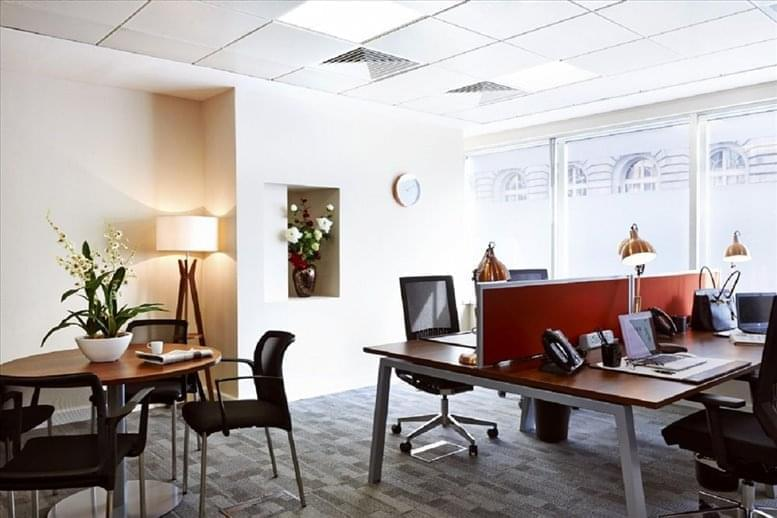 Image of Offices available in St James's Park: 22A St James's Square