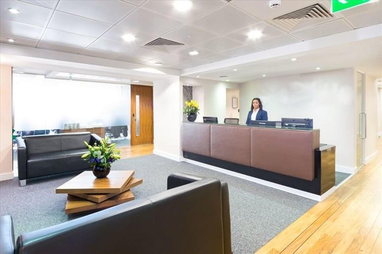 St James's Park Office Space for Rent on 22A St James's Square
