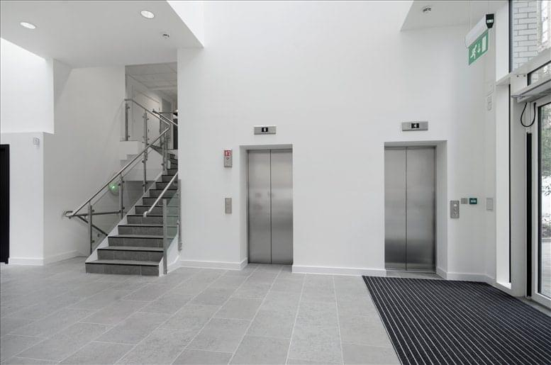 Image of Offices available in Surrey Quays: Cannon Wharf, Pell Street, Surrey Quays