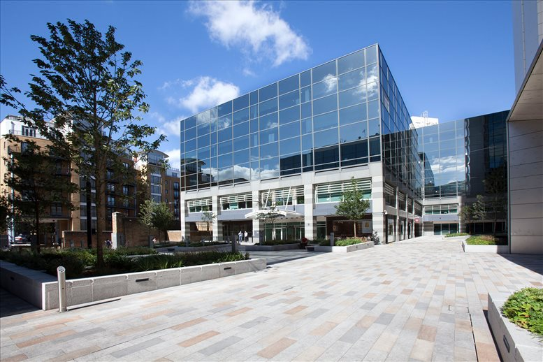 1 Thomas More Square, St Katharine Dock, East London available for companies in Wapping