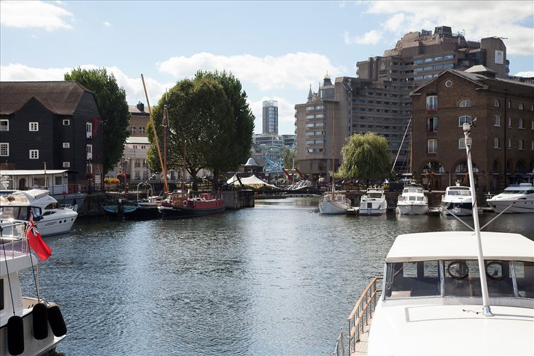 Photo of Office Space on 1 Thomas More Square, St Katharine Dock, East London Wapping