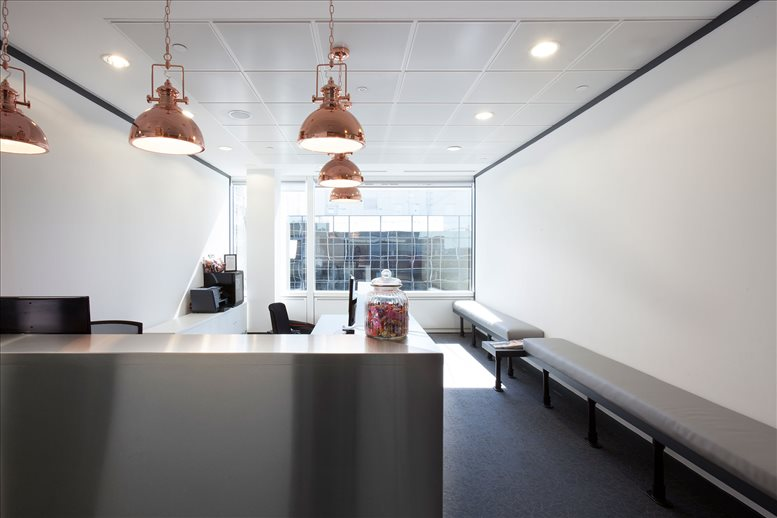 1 Thomas More Square, St Katharine Dock, East London Office for Rent Wapping