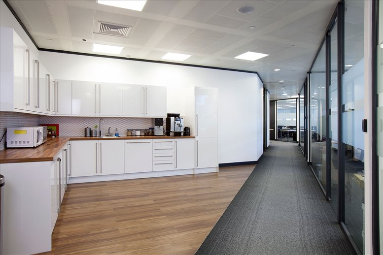 Picture of 1 Thomas More Square, St Katharine Dock, East London Office Space for available in Wapping