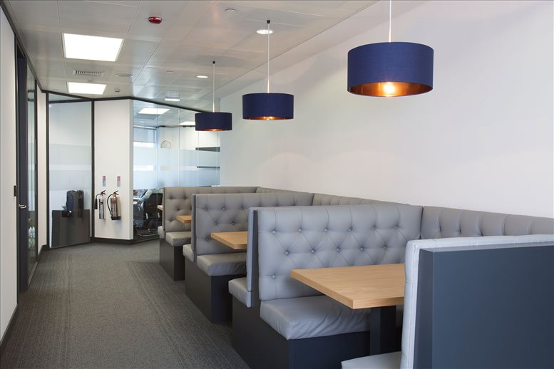 Image of Offices available in Wapping: 1 Thomas More Square, St Katharine Dock, East London