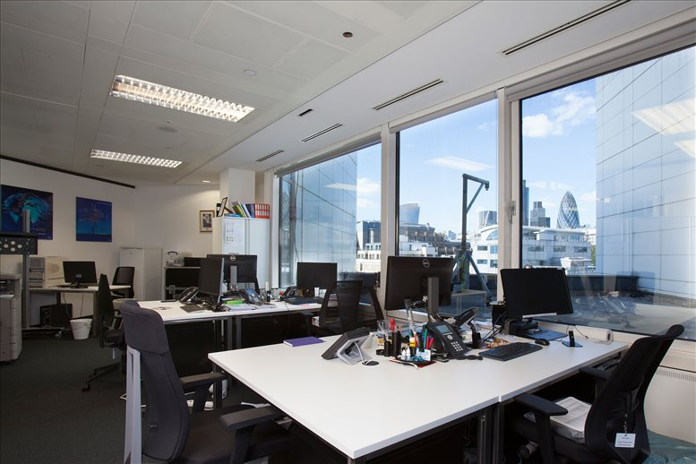 Photo of Office Space available to rent on 1 Thomas More Square, St Katharine Dock, East London, Wapping