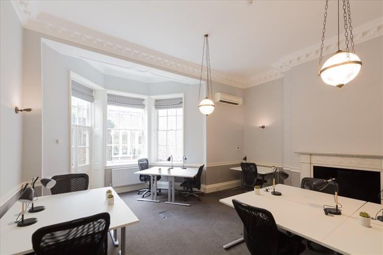 Picture of 5 Southampton Place, Holborn Office Space for available in Bloomsbury