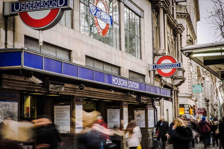 Bloomsbury Office Space for Rent on 5 Southampton Place, Holborn