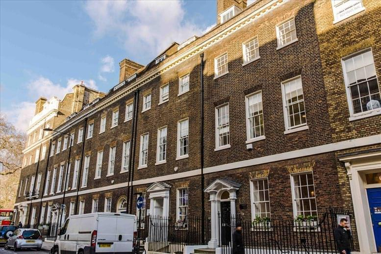23 Southampton Place, Holborn available for companies in Bloomsbury