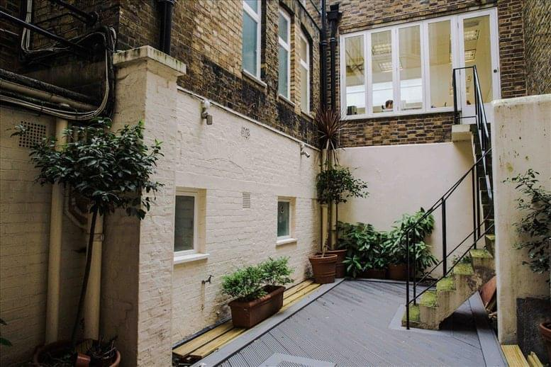 23 Southampton Place, Holborn Office for Rent Bloomsbury
