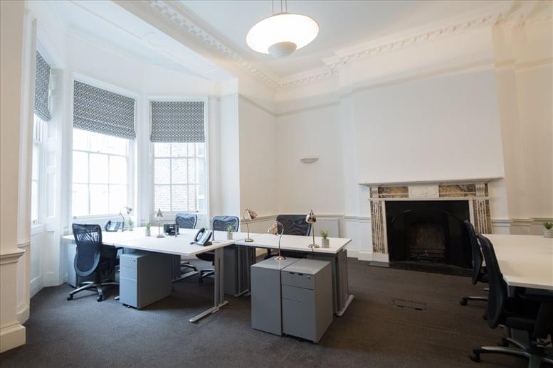 Picture of 23 Southampton Place, Holborn Office Space for available in Bloomsbury