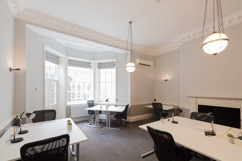 Image of Offices available in Bloomsbury: 23 Southampton Place, Holborn