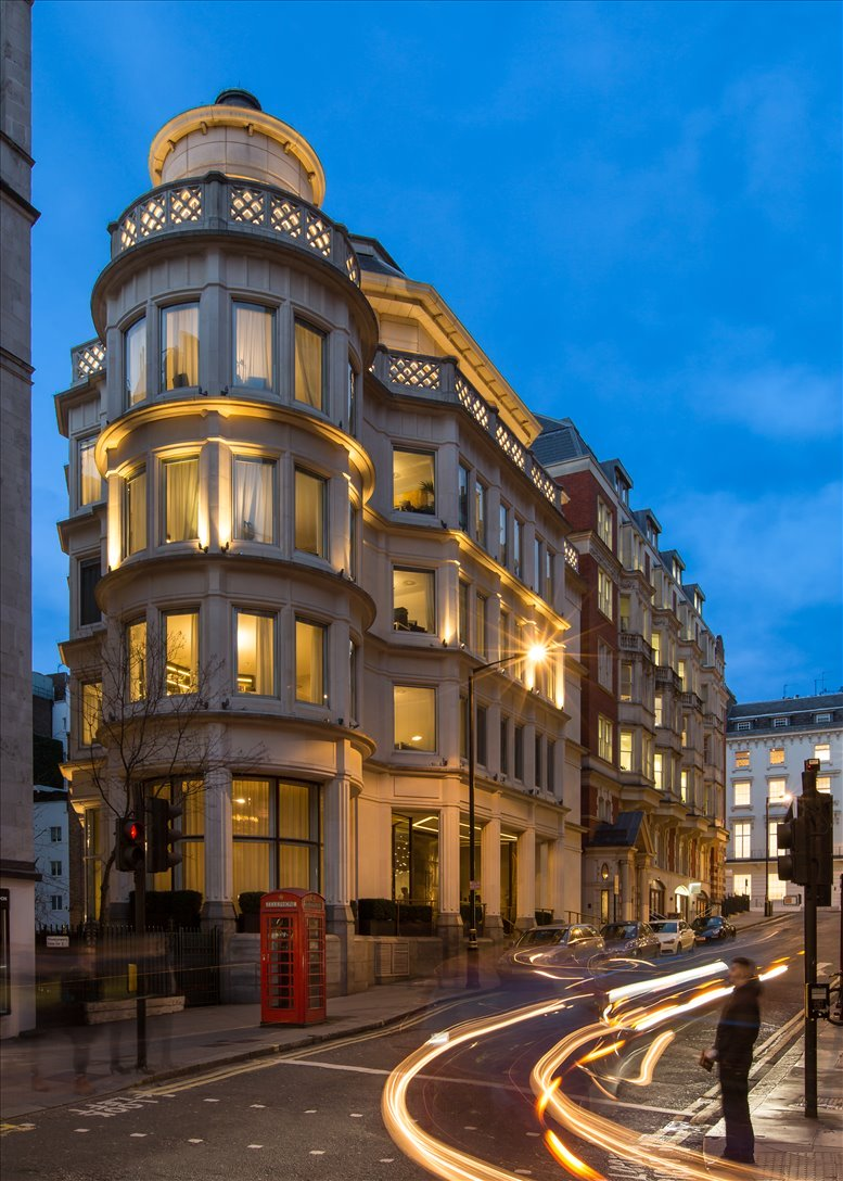 12 Hay Hill, Mayfair available for companies in Piccadilly Circus