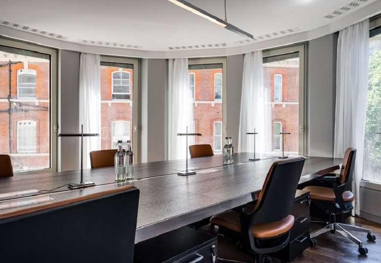 Image of Offices available in Piccadilly Circus: 12 Hay Hill, Mayfair