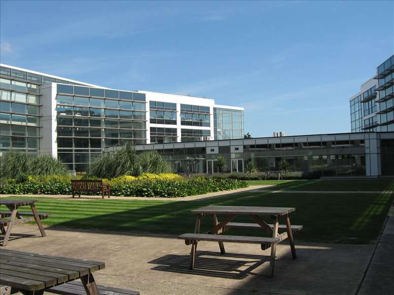 Photo of Office Space on North London Business Park, New Southgate North London