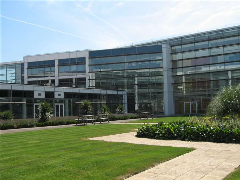 Picture of North London Business Park, New Southgate Office Space for available in North London