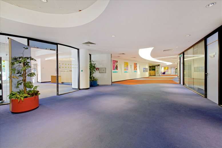 Image of Offices available in North London: North London Business Park, New Southgate