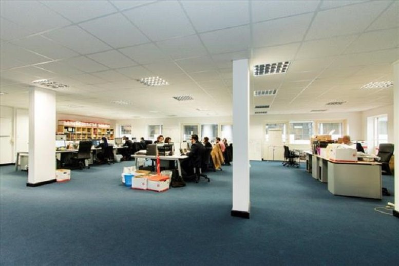 Photo of Office Space on 221 Marsh Wall, Isle of Dogs Canary Wharf