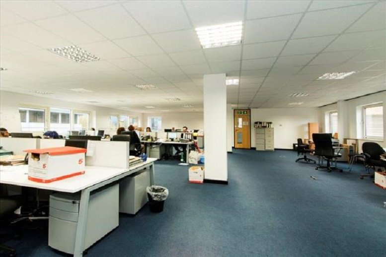 Picture of 221 Marsh Wall, Isle of Dogs Office Space for available in Canary Wharf