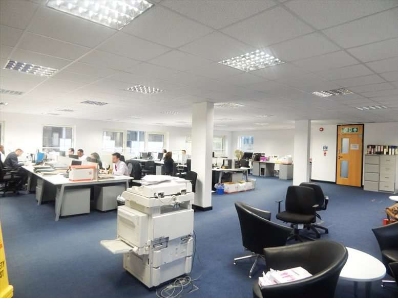 Office for Rent on 221 Marsh Wall, Isle of Dogs Canary Wharf