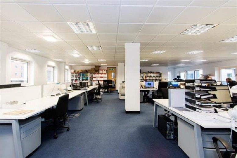 Image of Offices available in Canary Wharf: 221 Marsh Wall, Isle of Dogs