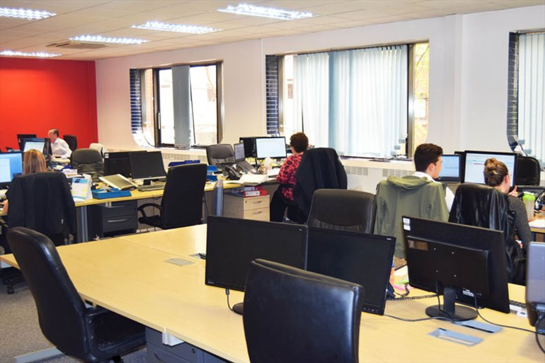 Image of Offices available in Romford: Queens Court, 9-17 Eastern Road