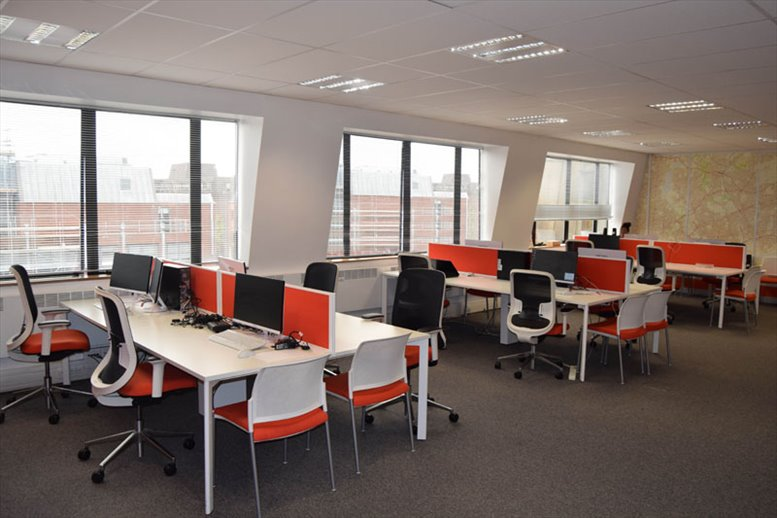 Romford Office Space for Rent on Queens Court, 9-17 Eastern Road