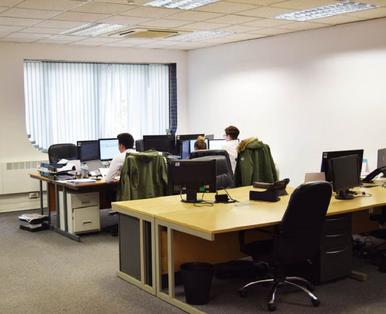 Rent Romford Office Space on Queens Court, 9-17 Eastern Road
