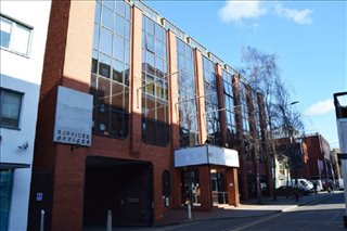 Photo of Office Space on Queens Court, 9-17 Eastern Road - Romford