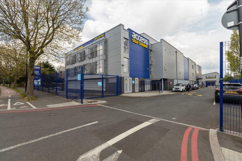 92 Oldfields Road, Oldfields Trading Estate, Cheam Office Space Sutton