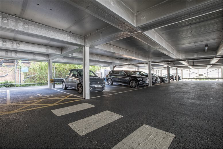 Image of Offices available in Woolwich: Meridian Trading Estate, 20 Bugsby's Way, Charlton, Greenwich Peninsula