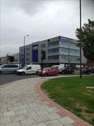 Photo of Office Space on Meridian Trading Estate, 20 Bugsby's Way, Charlton, Greenwich Peninsula - Woolwich