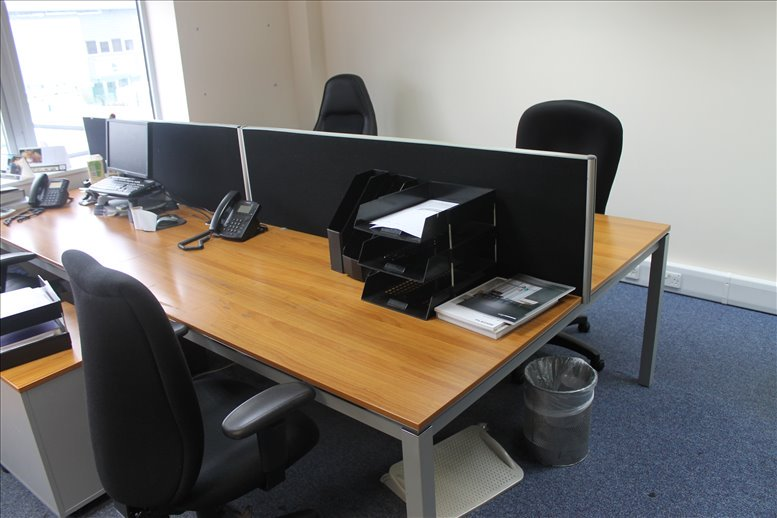 Picture of The IO Centre, Armstrong Road, Royal Arsenal Office Space for available in Woolwich