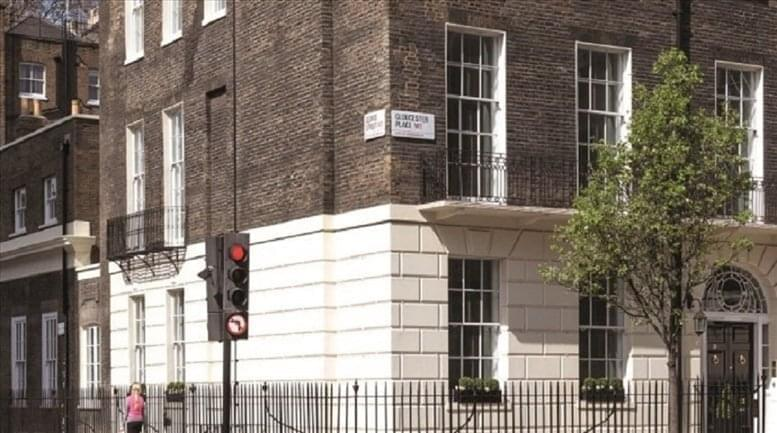21 Gloucester Place, West End Office Space Marylebone