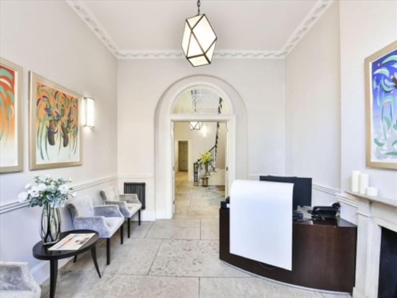 Image of Offices available in Marylebone: 21 Gloucester Place, West End