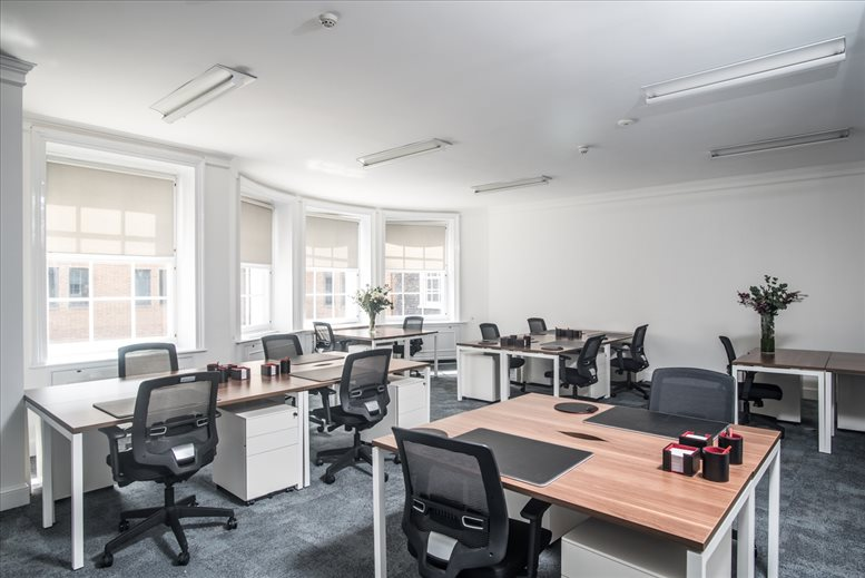 Office for Rent on 41-43 Brook Street Mayfair