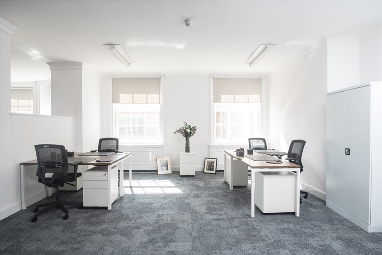 Image of Offices available in Mayfair: 41-43 Brook Street