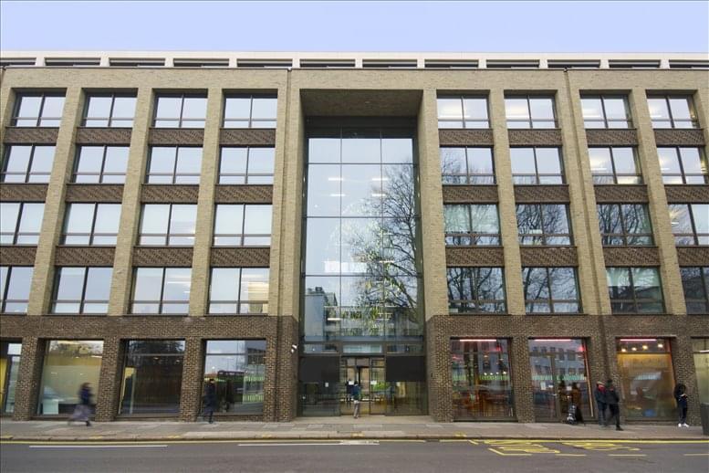 Grand Union Studios, 332 Ladbroke Grove, North Kensington Office Space West London