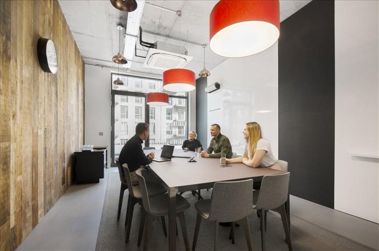 Photo of Office Space on Grand Union Studios, 332 Ladbroke Grove, North Kensington West London