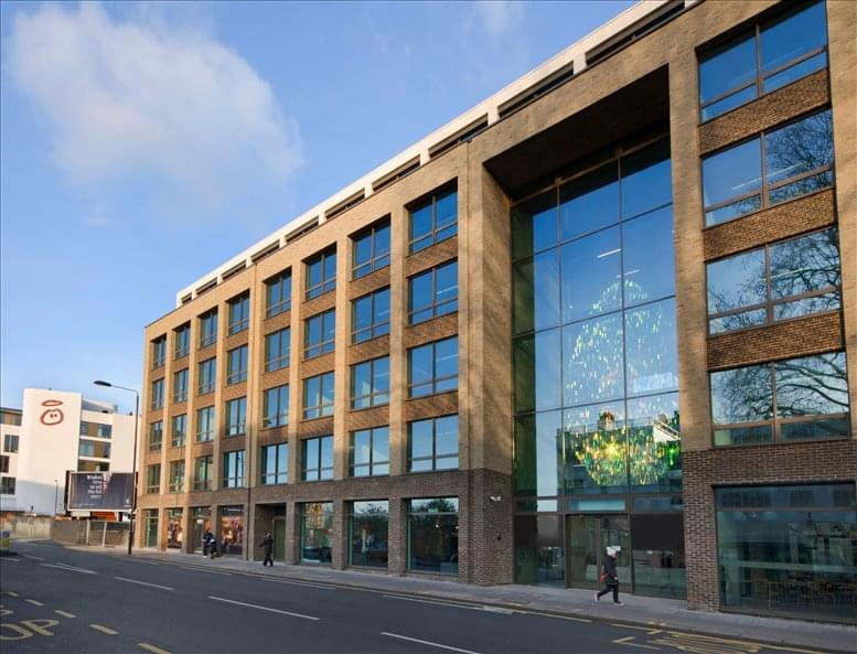 Image of Offices available in West London: Grand Union Studios, 332 Ladbroke Grove, North Kensington