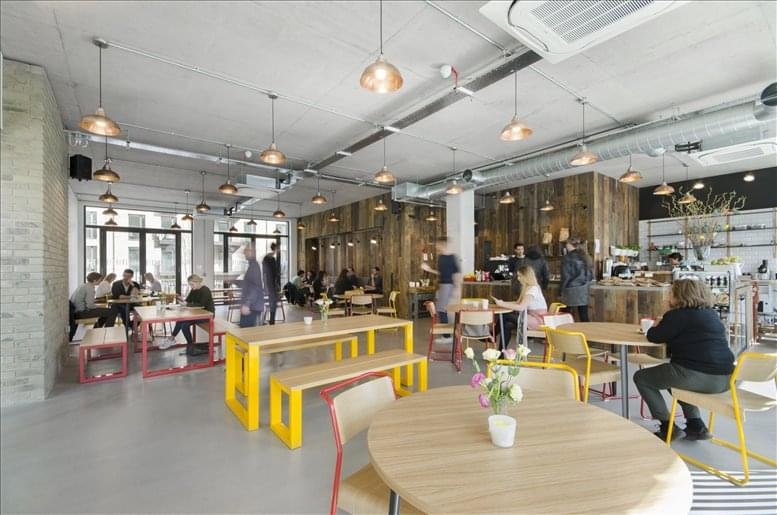 West London Office Space for Rent on Grand Union Studios, 332 Ladbroke Grove, North Kensington