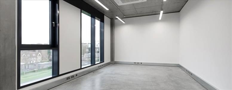 Picture of Vox Studios, 1-45 Durham Street Office Space for available in Vauxhall