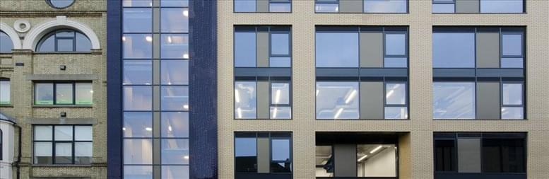 Image of Offices available in Vauxhall: Vox Studios, 1-45 Durham Street