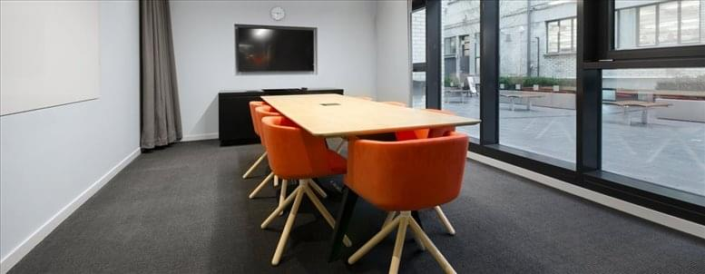 Vauxhall Office Space for Rent on Vox Studios, 1-45 Durham Street