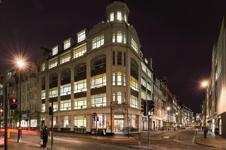 Gilmoora House, 57-61 Mortimer Street Office Space West End