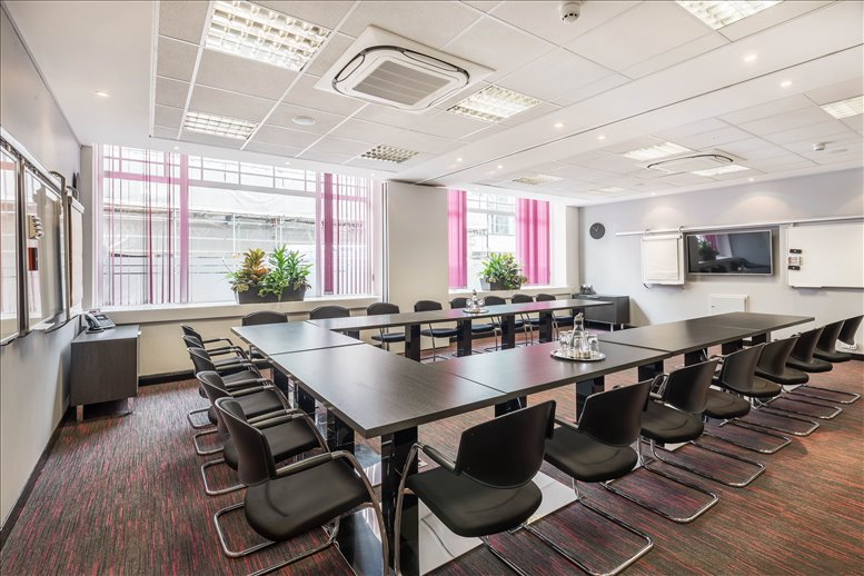 Picture of Gilmoora House, 57-61 Mortimer Street Office Space for available in West End