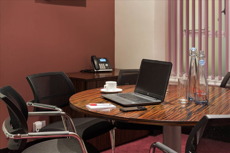 Rent West End Office Space on Gilmoora House, 57-61 Mortimer Street